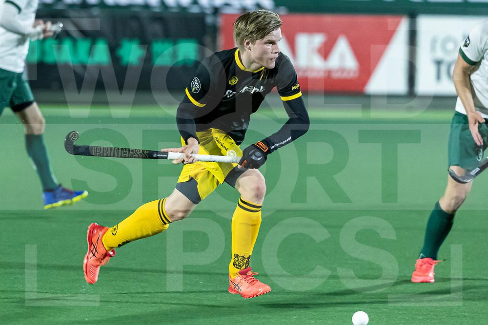 Rotterdam, Tulp Hoofdklasse Hockey Heren, Seizoen 2020-2021, 16-04-2021, Rotterdam - Den Bosch 0-3, Koen Bijen (Den Bosch)  COPYRIGHT WORLDSPORTPICS WILLEM VERNES