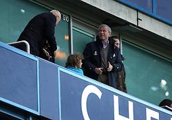 Chelsea Owner Roman Abramovich celebrates Ruben Loftus-Cheek of Chelsea's goal against Scunthorpe United - Mandatory byline: Robbie Stephenson/JMP - 10/01/2016 - FOOTBALL - Stamford Bridge - London, England - Chelsea v Scunthrope United - FA Cup Third Round