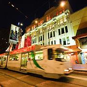 Downtown Melbourne, Victoria, Australia