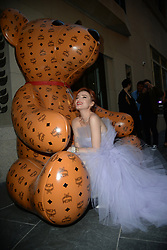 September 9, 2017 - New York, NY, USA - September 8, 2017 New York City..Bella Thorne attending the Daily Front Row's Fashion Media Awards at Four Seasons Hotel New York Downtown on September 8, 2017 in New York City. (Credit Image: © Kristin Callahan/Ace Pictures via ZUMA Press)