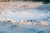 Fountain Paint Pots in Lower Geyser Basin, Yellowstone National Park