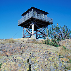 Kearsarge North. Fire tower.  White Mountain N.F., NH
