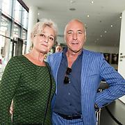 NLD/Amsterdam/20190701 - Uitreiking Johan Kaartprijs 2019, Alfred van den Heuvel en partner