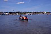 AMHJCC Ferry River Blythe Walberswick Suffolk England