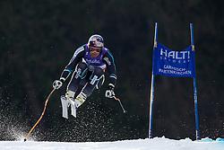 12.02.2011, Kandahar, Garmisch Partenkirchen, GER, FIS Alpin Ski WM 2011, GAP, Herren Abfahrt, im Bild Aksel-Lund Svindal (NOR) takes to the air competing in the men's downhill race on the Kandahar race piste at the 2011 Alpine skiing World Championships, EXPA Pictures © 2010, PhotoCredit: EXPA/ M. Gunn