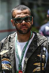 November 17, 2019, Sao Paulo, Brazil: Motorsports: FIA Formula One World Championship 2019, Grand Prix of Brazil, . Dani Alves  (Credit Image: © Hoch Zwei via ZUMA Wire)