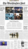 March 15, 2021 (USA): Front-page: Today's Newspapers In United States