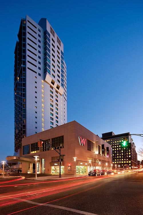 W Hotel, Hoboken