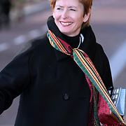 NLD/Amsterdam/20080201 - Verjaardagsfeest Koninging Beatrix en prinses Margriet, Guusje ter Horst