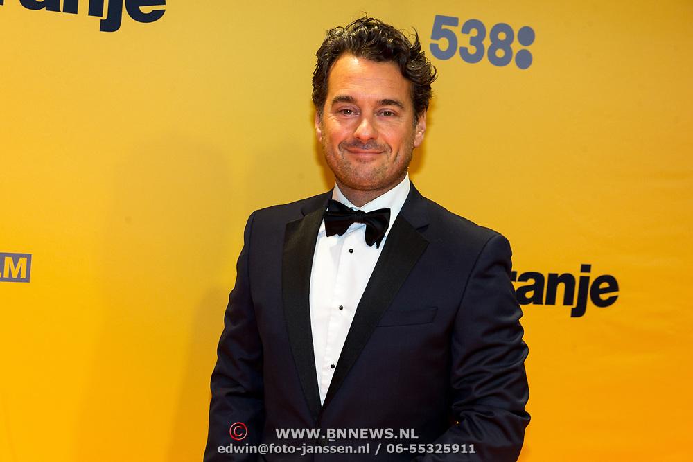 NLD/Amsterdam/20180212 - Premiere Gek op Oranje, Rik van de Westelaken
