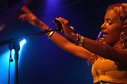 Black Buddafky at Bilal performance at Highline Ballroom produced by Jill Newman Productions on August 15, 2008 in New York City.
