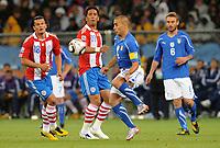 Fabio Cannavaro (Italia)<br /> Italia Paraguay - Italy vs Paraguay<br /> Campionati del Mondo di Calcio Sudafrica 2010 - World Cup South Africa 2010 <br /> Green Point Stadium, Città del Capo - Cape Town, 14 / 06 / 2010<br /> © Giorgio Perottino / Insidefoto