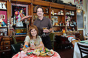 York St. Cafe, Newport, Ky.: Owners Betsy and Terry Cunningham.