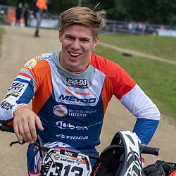 30-08-2020: Wielrennen: BMX - Road to Tokyo & WK 2021: Papendal<br /> Niek kimman