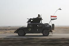 Iraqi Army Christian Town, 23 Oct. 2016