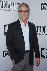 Steven Okin at Death Of A Nation Los Angeles Premiere held at Regal L.A. Live: A Barco Innovation Center on July 31, 2018 in Los Angeles, California, United States (Photo by Jc Olivera for Jade Umbrella)