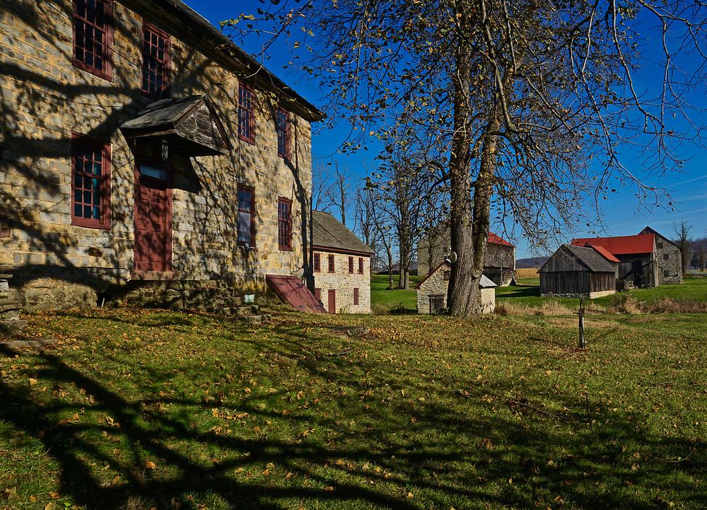 Oley Valley Historic Farm, Berks Co., PA