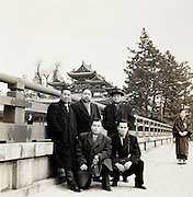 sightseeing Japan 1960s