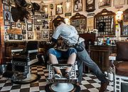Stavanger, Stylish Barber shop, the Fevang Brothers Barbershop