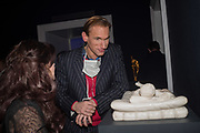 FINTY WILLIAM; DR CHRISTIAN JESSEN, Sotheby's Erotic sale cocktail party, Sothebys. London. 14 February 2018