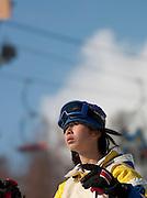 A ski resort at Niseko, Hokkaid?, Japan