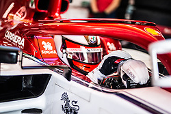 September 20, 2019, Singapore, Singapore: Motorsports: FIA Formula One World Championship 2019, Grand Prix of Singapore, .#7 Kimi Raikkonen (FIN, Alfa Romeo Racing) (Credit Image: © Hoch Zwei via ZUMA Wire)