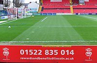 A general view of Sincil Bank, home of Lincoln City FC<br /> <br /> Photographer Andrew Vaughan/CameraSport<br /> <br /> The EFL Sky Bet League Two - Saturday 15th December 2018 - Lincoln City v Morecambe - Sincil Bank - Lincoln<br /> <br /> World Copyright © 2018 CameraSport. All rights reserved. 43 Linden Ave. Countesthorpe. Leicester. England. LE8 5PG - Tel: +44 (0) 116 277 4147 - admin@camerasport.com - www.camerasport.com