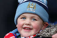 a Young Manchester City fan looking on. Premier League match, Crystal Palace v Manchester city at Selhurst Park in London on Saturday 19th November 2016. pic by John Patrick Fletcher, Andrew Orchard sports photography.