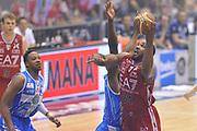 DESCRIZIONE :  Lega A 2014-15  EA7 Milano -Banco di Sardegna Sassari playoff Semifinale gara 7<br /> GIOCATORE : Samuels Samardo<br /> CATEGORIA : Low Tiro Gancio<br /> SQUADRA : EA7 Milano<br /> EVENTO : PlayOff Semifinale gara 7<br /> GARA : EA7 Milano - Banco di Sardegna Sassari PlayOff Semifinale Gara 7<br /> DATA : 10/06/2015 <br /> SPORT : Pallacanestro <br /> AUTORE : Agenzia Ciamillo-Castoria/A.Scaroni<br /> Galleria : Lega Basket A 2014-2015 Fotonotizia : Milano Lega A 2014-15  EA7 Milano - Banco di Sardegna Sassari playoff Semifinale  gara 7<br /> Predefinita :