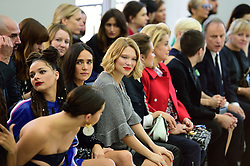 Adele Exarchopoulos, Sasha Lane, Jennifer Connelly, Lea Seydoux, Alicia Vikander and Catherine Deneuve attending the Louis Vuitton show as a part of Paris Fashion Week Ready to Wear Spring/Summer 2017 in Paris, France on October 05, 2016. Photo by Aurore Marechal/ABACAPRESS.COM