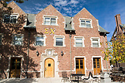 St. Louis Missouri MO USA, Washington university in St. Louis Danforth campus Fraternity houses