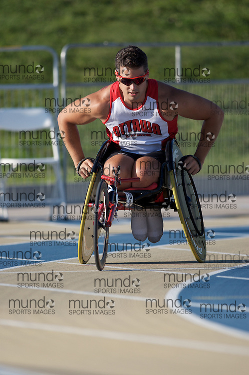 London, Ontario ---03/07/08--- \nat\ competes at the 2008 Canadian Track and Field Championships in Windsor, Ontario.Sean Burges/ Mundo Sport Images