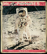 Cover of Sunday Magazine of the St. Louis Post-Dispatch, 1969