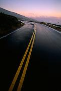Road To Haleakala, Maui, Hawaii<br />