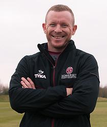 Chris Rogers, captain of Somerset County Cricket Club poses for a photo.  - Mandatory byline: Alex Davidson/JMP - 22/03/2016 - CRICKET - Taunton Vale CC - Taunton , England - Pre-Season Portraits - Somerset Pre-season