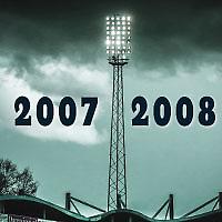 VOETBAL 2007 - 2008
