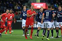 Fotball , 13. april 2019 , Eliteserien , Viking Stavanger - Brann Bergen.<br />Vito Wormgoor of Brann<br />Foto: Andrew Halseid Budd , Digitalsport