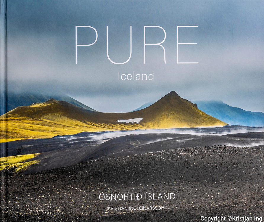 Inspired by the beauty and <br /> power of Icelandic nature<br />  <br /> Iceland's nature has inspired artists and writers through the centuries. <br /> <br /> In this wonderful book by best-selling photographer Kristján Ingi Einarsson, the unbridled power and magnificent beauty of Icelandic nature are intertwined with the genius of Icelandic poets and writers.<br /> <br /> Author Pétur Gunnarsson writes a preface with <br /> reflections on nature and selects texts and excerpts from poems and pairs them with Kristján Ingi's <br /> pictures. The result is a unique blend of photographs and poetry that leaves no one untouched<br /> <br /> https://www.penninn.is/is/book/pure-iceland
