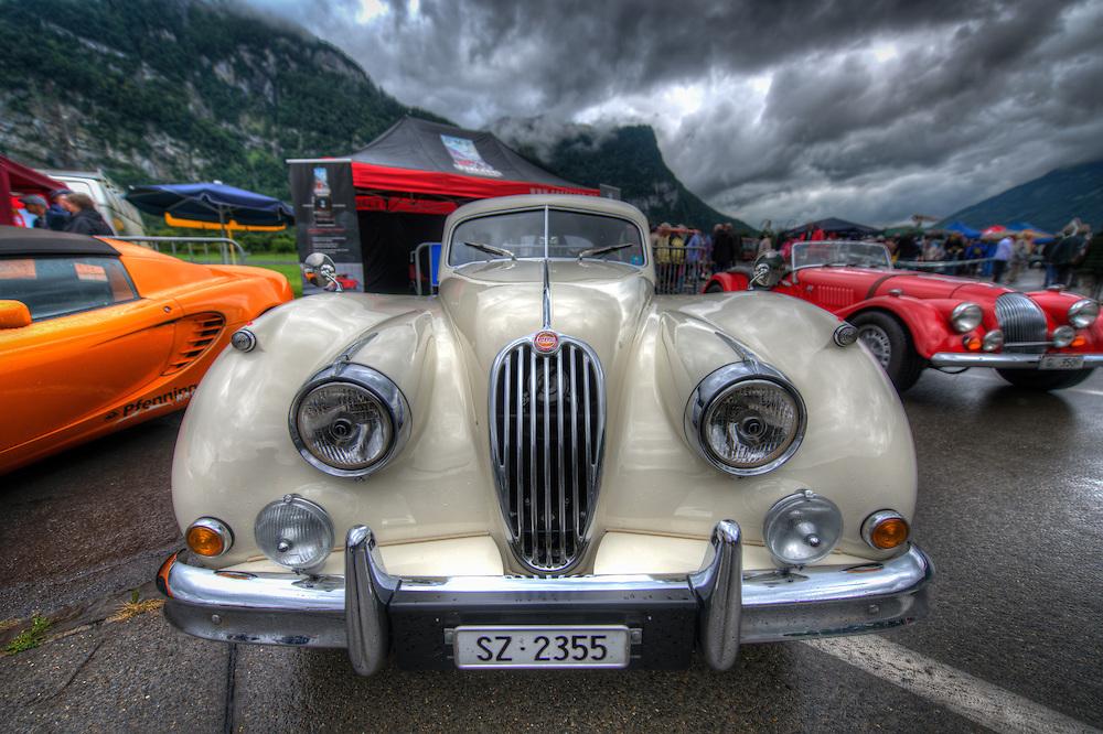 The Cream Jaguar