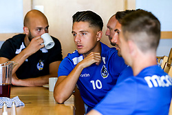 Tom Nichols of Bristol Rovers during the first day of preseason training ahead of the 2019/20 Sky Bet League One Season - Mandatory by-line: Robbie Stephenson/JMP - 27/06/2019 - FOOTBALL - The Lawns - Bristol, England - Bristol Rovers Return for Preseason Training