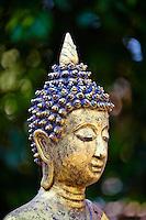 Thailande, Chiang Mai, Wat Umong // Thailand, Chiang Mai, Wat Umong