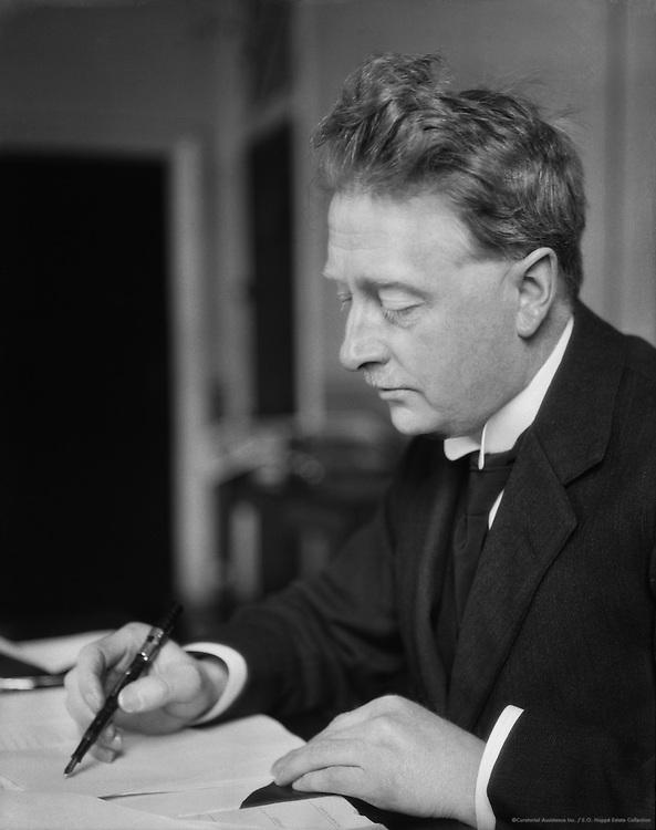 William Thomas Cosgrave, politician, 1926