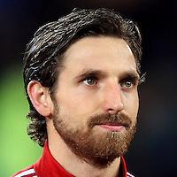 Uefa Euro FRANCE 2016 - <br /> Wales National Team - <br /> Joe Allen