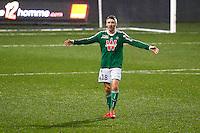 Fabien Lemoine - 28.02.2015 - Toulouse / Saint Etienne - 27eme journee de Ligue 1 -<br />Photo : Manuel Blondeau / Icon Sport