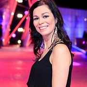 NLD/Hilversum/20130112 - 4e Liveshow Sterren Dansen op het IJs 2013, Martine Zuiderwijk