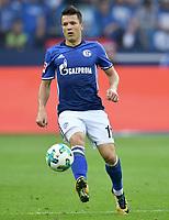 Yevhen Konoplyanka (Schalke)<br /> Gelsenkirchen, 19.08.2017, Fussball Bundesliga, FC Schalke 04 - RB Leipzig 2:0<br /> <br /> Norway only