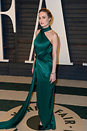 Brie Larson attends the Vanity Fair Oscar Party on February 26, 2017 at the Wallis Annenberg Center for the Performing Arts in Beverly Hills, California (Photo: Charlie Steffens/Gnarlyfotos)