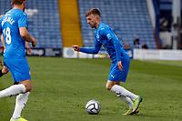 Elliot Newby. Stockport County FC 2-2 Torquay United FC. Vanarama National League. Edgeley Park. 16.5.21