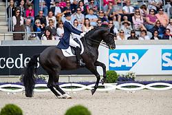NILSHAGEN Therese (SWE), Dante Weltino OLD<br /> Aachen - CHIO 2019<br /> Deutsche Bank Preis<br /> Großer Dressurpreis von Aachen<br /> Grand Prix Kür CDIO5* /Freestyle<br /> 21. Juli 2019<br /> © www.sportfotos-lafrentz.de/Stefan Lafrentz