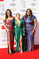 March 30, 2019 - Los Angeles, California, USA - LOS ANGELES, CA - MAR 29: Tia Mowry, Adrienne Bailon and Loni Love attends the 50th NAACP Image Awards Non-Televised Dinner at The Berverly Hilton on March 29 2019 in Los Angeles CA. Credit: CraSH/imageSPACE/MediaPunch (Credit Image: © Imagespace via ZUMA Wire)